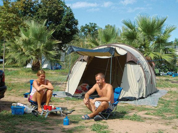 camping Le Bravet